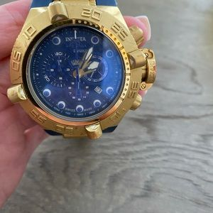 Invicta sub aqua watch